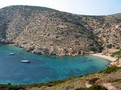 #Irakleia island #Greece