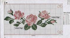 ♥Meus Gráficos De Ponto Cruz♥: Flores