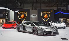 $US11M Is How Much Youu0027ll Need To Buy This Lamborghini Veneno