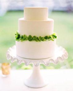 Eco-Friendly Wedding Cake