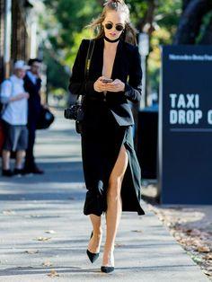 Alina Ermilova | 10 Looks I'm Lovin' Right Now | Street Style Summer 2016 | All Black