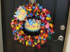 "Yo Gabba Gabba Birthday Ideas | 11 of 15: Yo Gabba Gabba / Birthday ""My Neice Emmi's 1st Birthday ..."