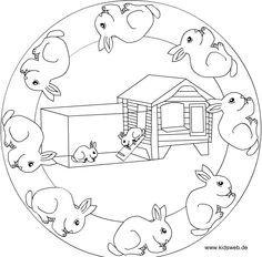 Tatoos, Hobbit, Easter, Holidays, Craft, Colouring In, Mandalas For Kids, Crates, Skeletons