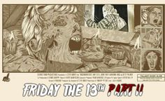 Friday the 13th Pt 2
