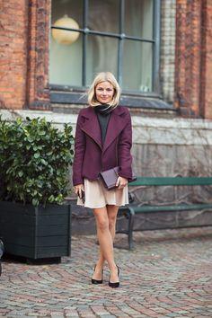 Marsala - culoarea anului 2015 (galerie foto) http://askher.ro/marsala-culoarea-anului-2015-galerie-foto/ #marsala #pantone #pantone2015 #burgundy #fashion #style