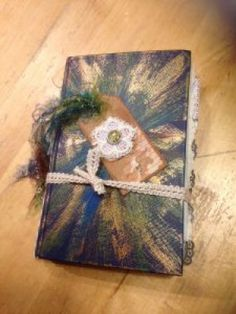 Baby Boy Junk Journal – Dolce Creativity