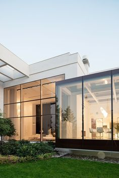 Villa in Moscow designed by SL Projects.