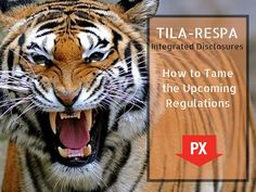 PX Webinar: TRID (TILA-RESPA) The Newest Acronym - YouTube