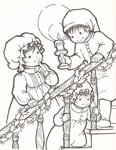 children on stair xmas --> If you're looking for the most popular coloring books and supplies including colored pencils, drawing markers, gel pens and watercolors, check out our website at http://ColoringToolkit.com. Color... Relax... Chill.