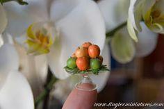 Tiny Ter Miniatures: Fruta