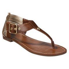 Women's Mossimo® Peace Gladiator Sandal 24.99