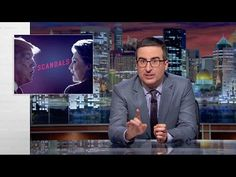 John Oliver Is Back, And He Wants You To Get 'F**king Outraged' Over Donald Trump's Scandals   Huffington Post