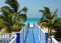 Amazing Cuba.  #Cuba #amazing #sebastus #palms #sea #travel