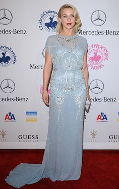 Julianne Hough Wearing Jenny Packham Dress - 26th Anniversary Carousel of Hope Ball