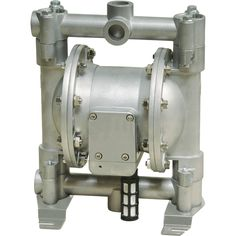 Roughneck Air-Operated Double Diaphragm Pump — 12 GPM, 1/2in. Inlet & Outlet   Air Operated Oil Pumps  Northern Tool + Equipment