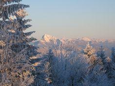 Schafberg in winter - Mondsee (Österreich) - sehr schön!!