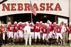Huskers Flag...Such a great story.