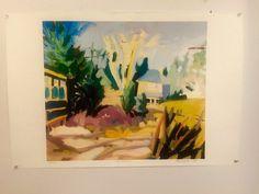My Island Studio. FIFTY DOLLARS: 25 x 28 large by HenryIsaacs