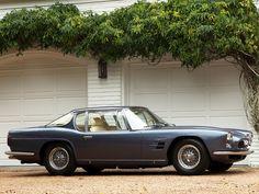 Maserati 5000 GT by Frua (1962)