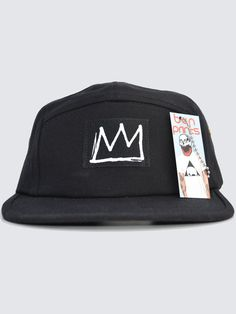 Crown Five Panel Hat, By Ben Prints On Etsy
