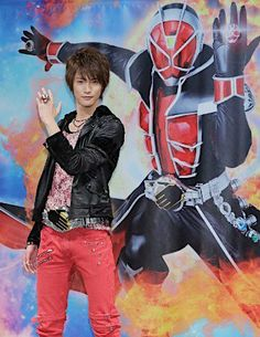 New Hero: Kamen Rider Wizard  Excited to see what will come with the new rider...  Sad that Fourze is leaving though ;_;
