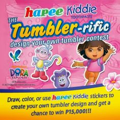 passions of a SAHM: Happier with Hapee Kiddie Toothpaste