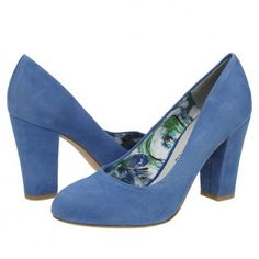 Pantofi casual dama Marco Tozzi royal suede Pumps, Heels, Heeled Mules, Casual, Fashion, Heel, Moda, Fashion Styles, Pumps Heels