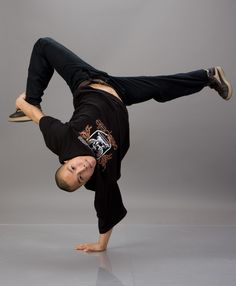Bboy Flying Buddha