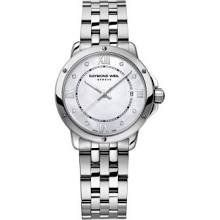 Women's Wrist Watches - Raymond Weil Tango Silver Dial Stainless Steel Quartz Ladies Watch 5391ST00995 *** Check out this great product.