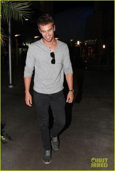 Theo James - love him!