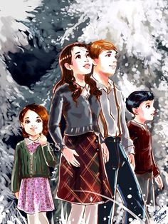 From Twitter-user Emili Santra Narnia Cast, Narnia 3, Fanart, Wrath And The Dawn, Edmund Pevensie, Cute Lion, Chronicles Of Narnia, Cs Lewis, Great Stories
