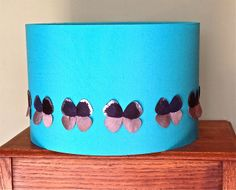 Papilio Lampshade - Jill {Available in other colours or why not commission a bespoke colour}