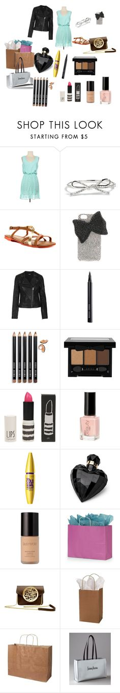 """The mall"" by mima12345 ❤ liked on Polyvore featuring Kate Spade, Naughty Monkey, Alice + Olivia, Topshop, Bobbi Brown Cosmetics, NYX, Lipsy, Dareen Hakim, Neiman Marcus and mall"