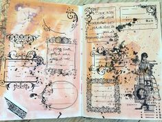 Art Journal by HagitR, via Flickr