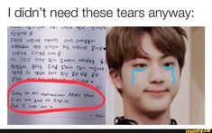 69 new Ideas for memes bts face heart Seokjin, Bts Namjoon, Bts Bangtan Boy, Bts Memes Hilarious, Bts Funny Videos, I Love Bts, My Love, Love You, Les Aliens