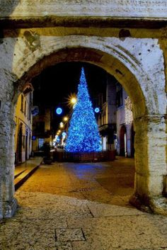 Christmas in Verona, Italy