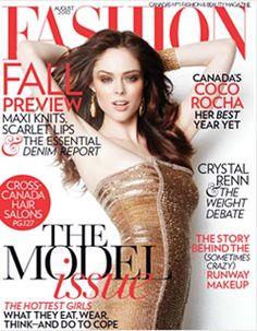 Working in media - fashion magazine?!?