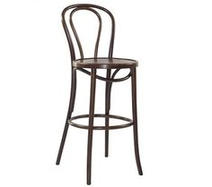 Paris Classic bentwood design in stool height. Also available in painted finish. Stool Height, Stools, It Is Finished, Spaces, Traditional, Elegant, Classic, Painting, Design