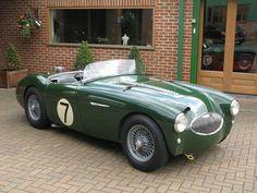1954 Austin-Healey 100 - 1954 Austin Healey 100S Race Car | Classic Driver Market