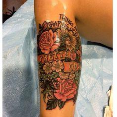 Panic! pretty odd tattoo