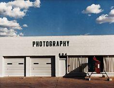 Wim Wenders (German, b.1945) Wim Wenders Photography dye destruction print