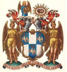 Worshipful Company of Tallow Chandlers John The Baptist, Holy Family, Patron Saints, Ex Libris, Crests, Coat Of Arms, Artwork, Flags, Fictional Characters
