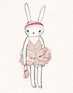 famous fifi lapin wears valentino...