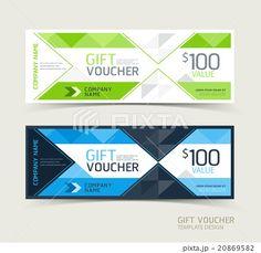 Vector certificate template pinterest gift voucher design template vector illustration yelopaper Choice Image