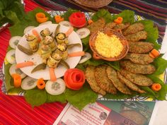 Mahahual Food