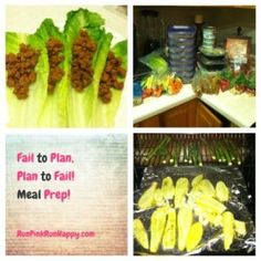 Clean Eating Meal Prep – Chicken Chili and Turkey Lettuce Wraps