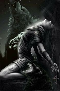 In book one Cassie Renshaw sold her soul to a demon. In book 2 of the Soulchester Chronicles, the demon is out and looking for revenge. Dark Fantasy Art, Fantasy Kunst, Dark Art, Dark Gothic Art, Tattoo Drawings, Art Drawings, Drawing Sketches, Art Noir, Wolf Sketch