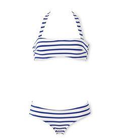 YouTube's Tanya Burr oozes body confidence in skimpy nautical-inspired bikini   Daily Mail Online