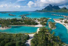 Enjoy your own private island in Bora Bora—the ultimate private island escape.