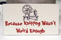 Spinning magnet - HILARIOUS!  UglyShmugly on #etsy $3.00